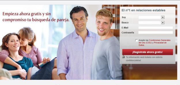 Encontrar pareja gay