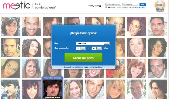 Contactos parejas en internet: el lado más atrevido
