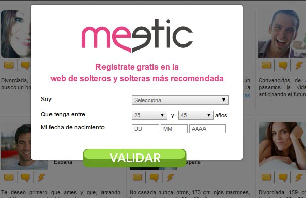 meetic daily 6