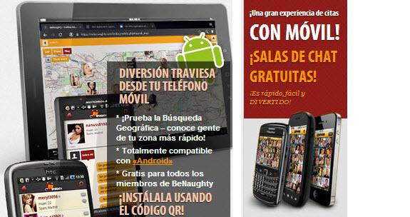 Setravieso.es: opiniones y tips para ligar gratis con el movil