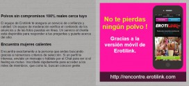 Erotilink.com: opiniones sobre el portal de encuentros rápidos
