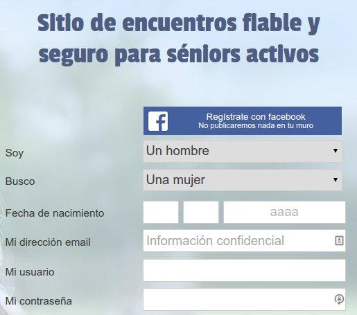 Contact Senior gratis