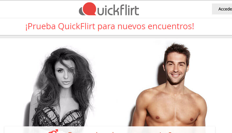 quickflirt is a scam Check out our detailed quick flirt review here we have listed free and paid features, costs, and pros & cons of this dating app.