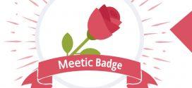 Meetic Badge: qué es, cómo funciona y demás características
