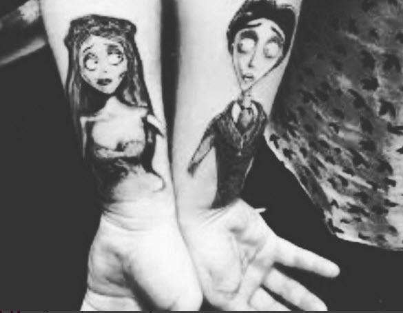tatuaje amor