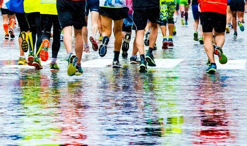 ligar practicando running